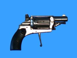 Revolver da taschino chrome