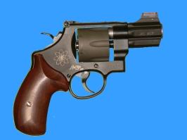 S&W 45 ACP revolver