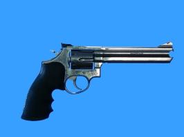 Taurus 357 Magnum chrome